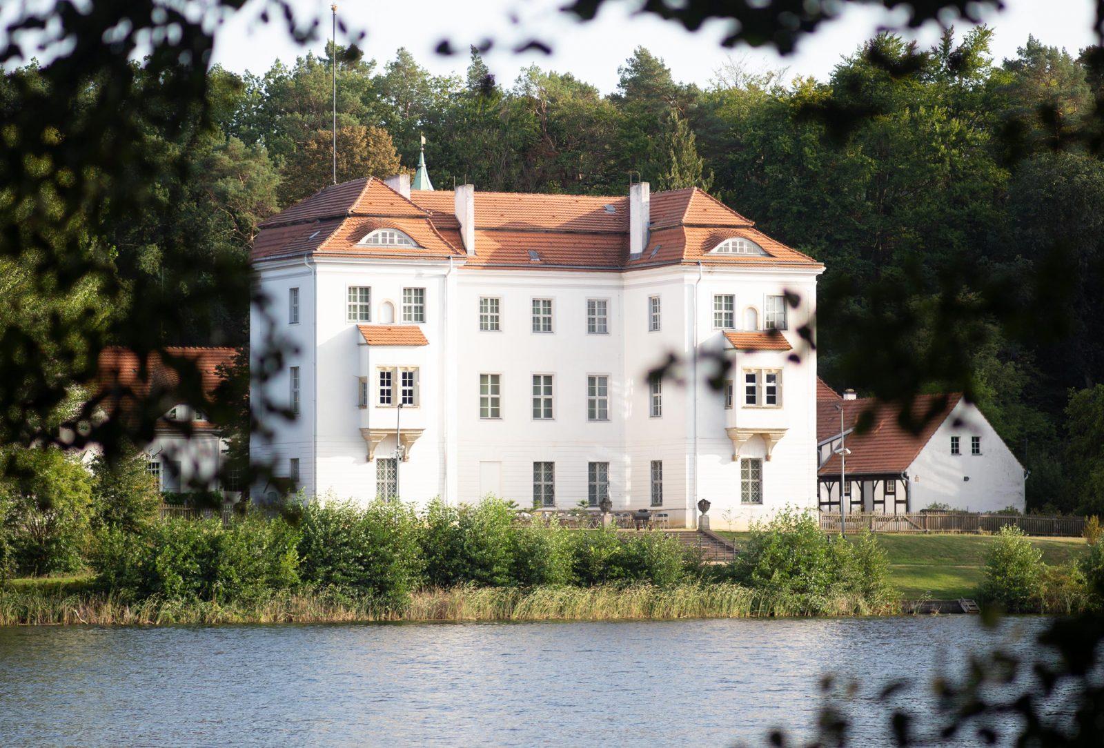 Das Jagschloss Grunewald beherbergt eine Gemäldesammlung
