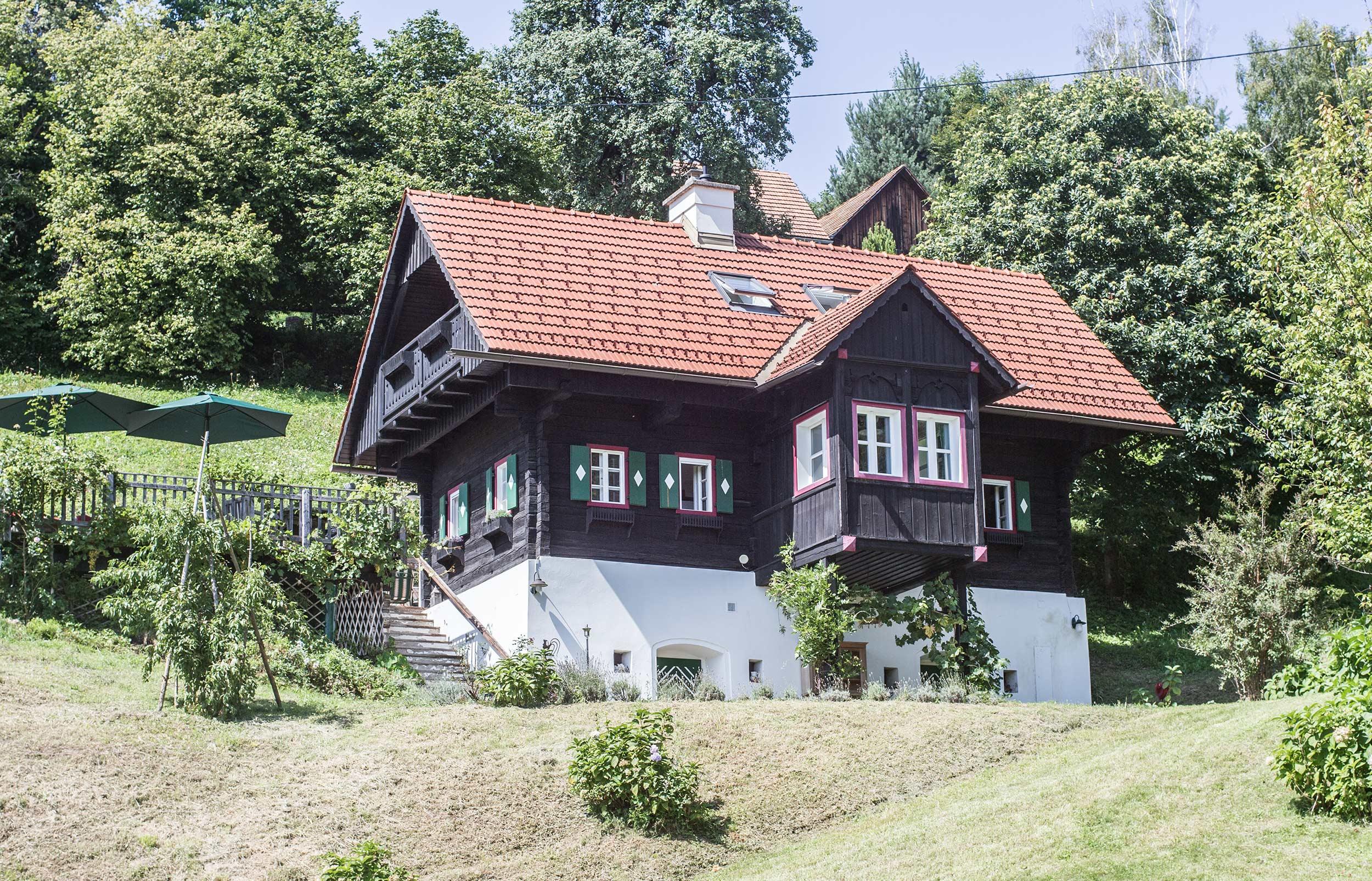 Historisches Traumhaus wie aus dem Bilderbuc